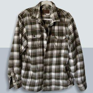 ORVIS Plaid Big Bear Heavyweight Flannel